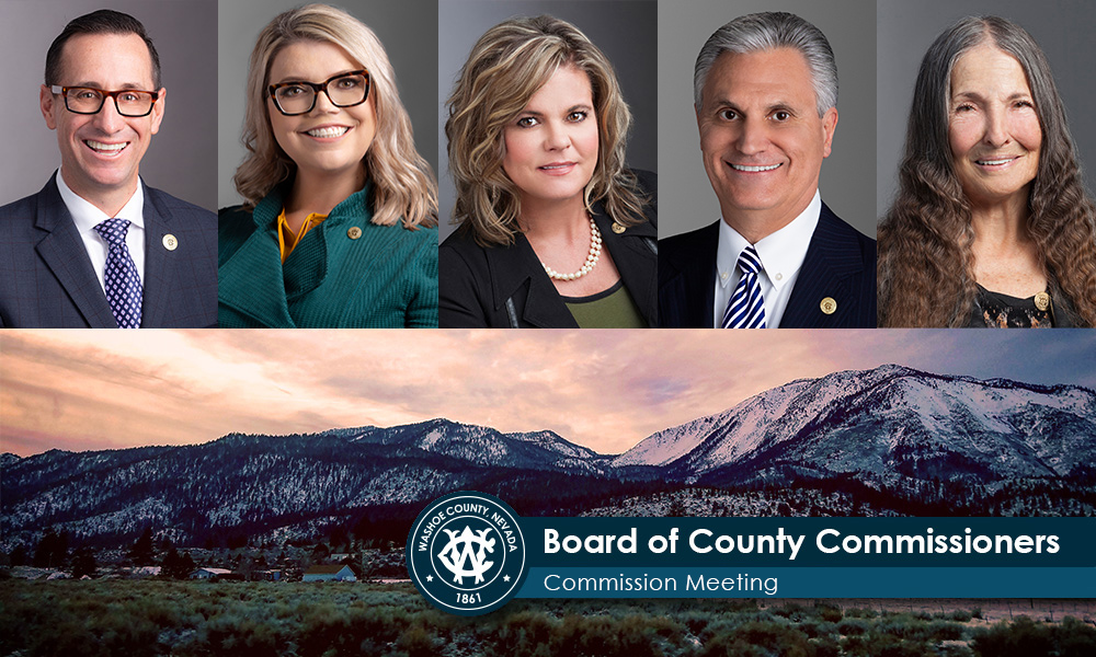 Upcoming Board of County Commissioners Meeting